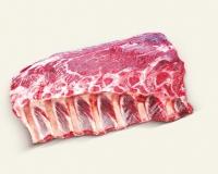 Prime rib steak with rib