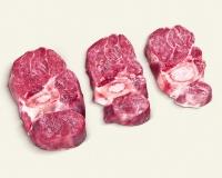 Shank meat - sliced