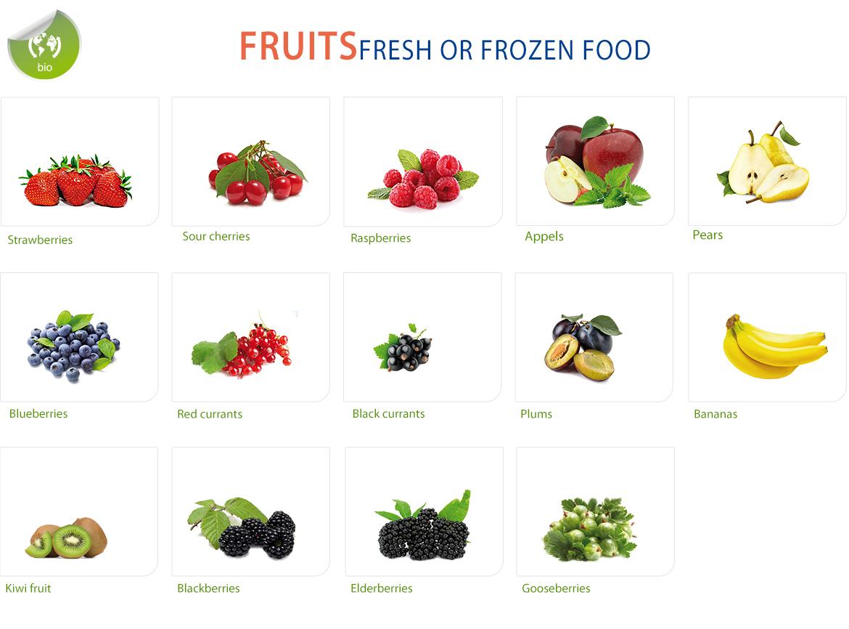 4-FRUITS